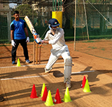 Cricket Coaching with Swapnil Karekar